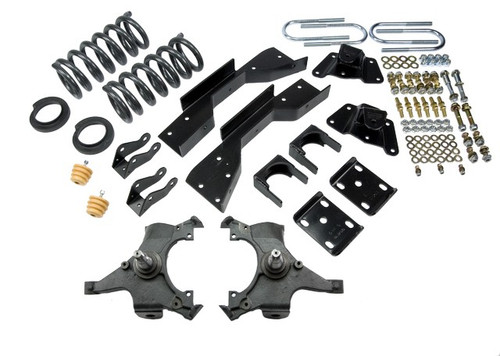"Chevrolet Tahoe ( 2 Door ) 1995-1999 4"" or 5""/5.5"" Belltech Lowering Kit"