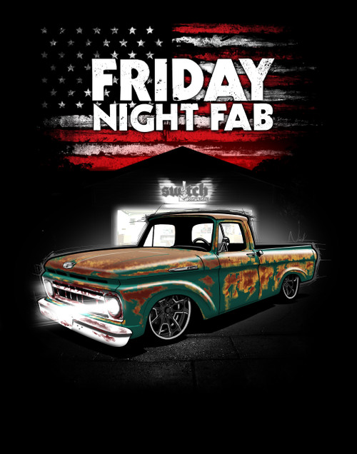"""Friday Night Fab"" T-Shirt"