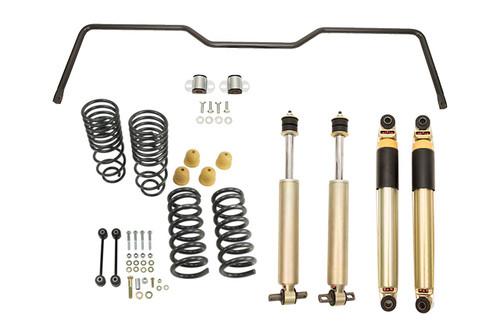 "Dodge Ram 1500 STD Cab 1500 2009-2018 2""/ 4"" Belltech Performance Handling PLUS Kit"