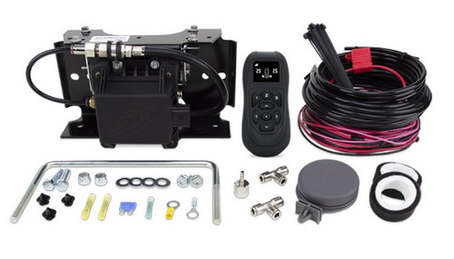 Wireless Air 2nd Generation Air Compressor Kit with EZ Mount (Dual Path) Air Lift 74000EZ