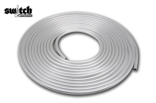 "3/8"" Aluminum Hardline; 25ft Roll (soft annealed)"