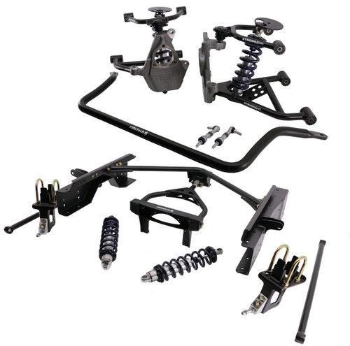 GMC Sierra 1500 1999-2006 Ridetech Coilover System