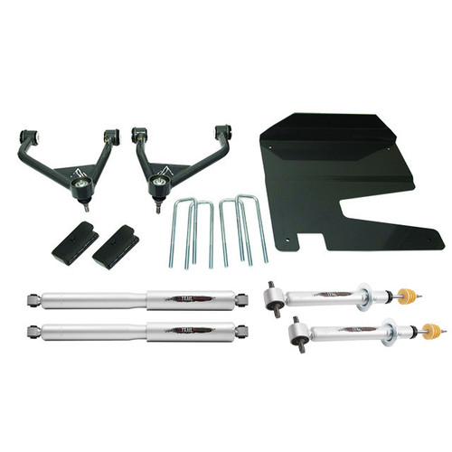 "Chevrolet Silverado 1500 4wd 2019-2021 Belltech 4"" Lift Kit"