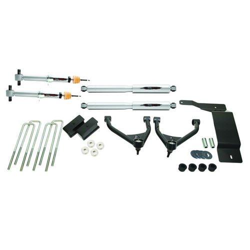 "Chevrolet Silverado 1500 2007-2013 4wd Belltech 4"" Lift Kit"