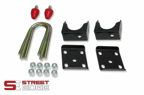 "GMC Sierra 1500 STD/ Ext Cab 1999-2006 Street Edge Rear 6"" Drop Axle Flip Kit"