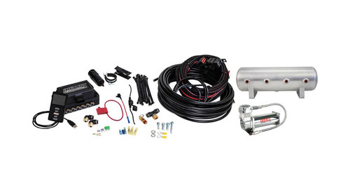 AIR LIFT 3P AIR MANAGEMENT (1/4″ AIR LINE, 2.5 GALLON TANK, VIAIR 444C COMPRESSOR)