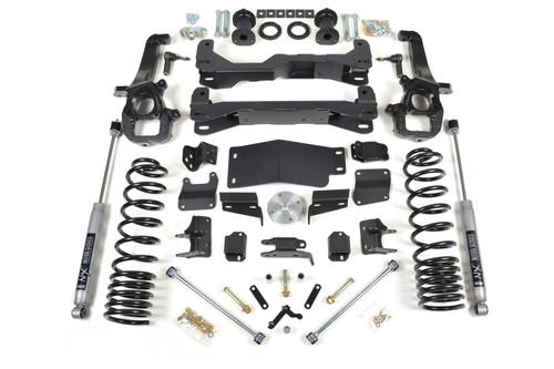 "Dodge Ram 1500 2020 4wd BDS 6"" Lift Kit"