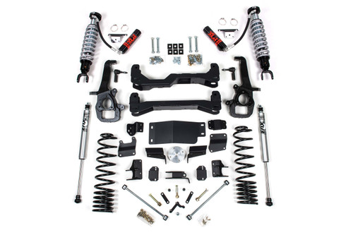"""Dodge Ram 1500 2020 4wd BDS 6"""" Coilover Lift Kit"""