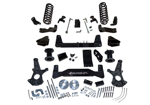 "2007-2014 Chevy Tahoe and GMC Yukon Superlift 6.5"" Lift Kit"