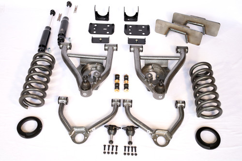 "Chevrolet C1500 2wd 1988-1998 IHC Suspension 3-4"" / 6"" Lowering Kit"