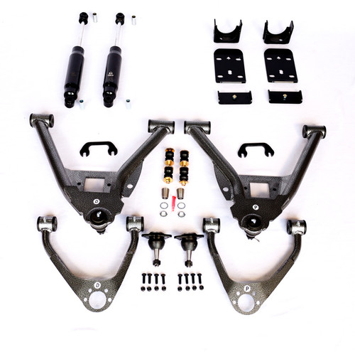 "Chevrolet Silverado 1500 2007-2013 IHC Suspension 4"" or 5""/6"" Lowering Kit"