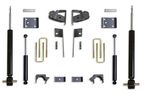 GMC Sierra 1500 2019-2021 Maxtrac Economy 3/5 Lowering Kit