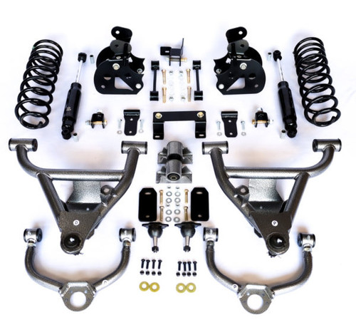 Dodge Ram 1500 2wd 1500 2019-2021 IHC Suspension 4/6 Lowering Kit