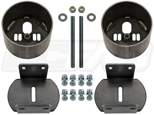 Cadillac 1961-1970 BC Fab Front Air Bag Brackets
