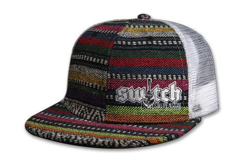 "Switch Suspension ""Native Blanket"" Snap Back Trucker Hat"