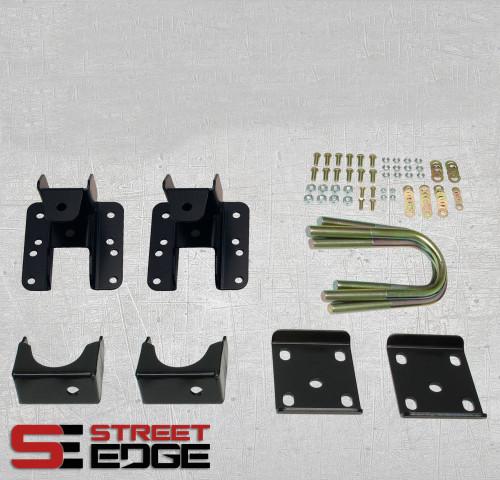 """GMC Sierra 1500 2007-2013 Street Edge 5-7"""" Flip Kit"""