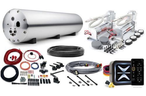 Accuair e-Level+, Endo VT-45 and Viair 444 Air Management Kit