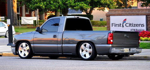 Chevrolet Silverado 1500 1999-2006 Street Edge 5/7 Drop Kit