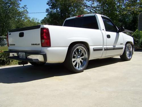 Chevrolet Silverado 1500 1999-2006 Street Edge 3/5 Drop Kit