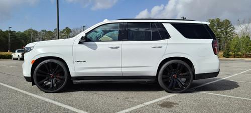 """Chevrolet Tahoe 2021-2022 2.5 / 2.25"""" Lowering Kit"""