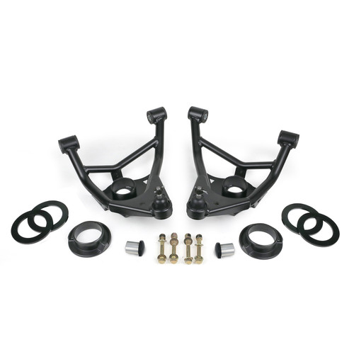 Pontiac Firebird 1970-1981 Ridetech Front Lower StrongArms for Stock Style Coil Springs