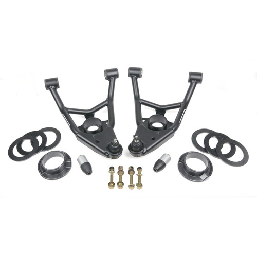 Buick Sportwagon 1964-1972 Ridetech Front Lower StrongArms for Stock Style Coil Springs
