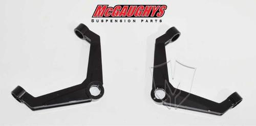GMC Sierra 2500HD / 3500HD 2001-2010 McGaughys Fabricated Upper Control Arms