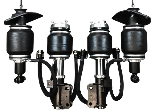 Toyota Camry 2011-2017 Solution Series Complete Air Suspension Kit