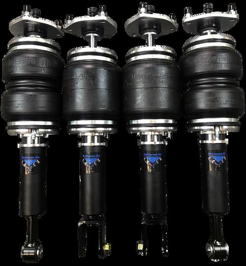 Nissan GTR 2007-2022 Solution Series Complete Air Suspension Kit
