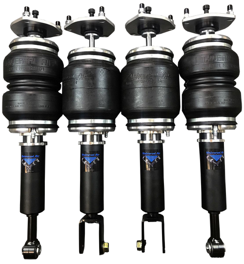 Lexus GS 2006-2012 Solution Series Complete Air Suspension Kit