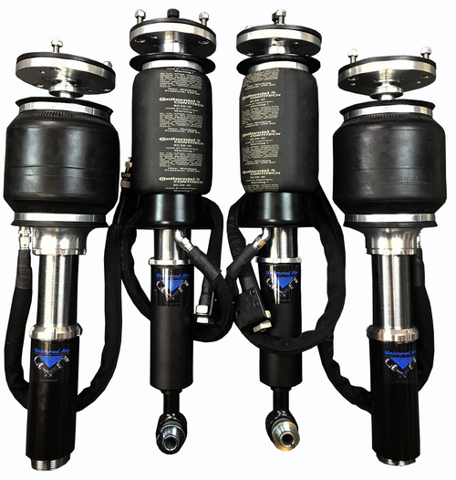 BMW 5 Series E60 2003-2010 Solution Series Complete Air Suspension Kit