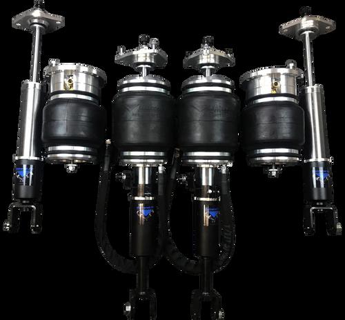 Dodge Challenger 2011-2021 Solution Series Complete Air Suspension Kit