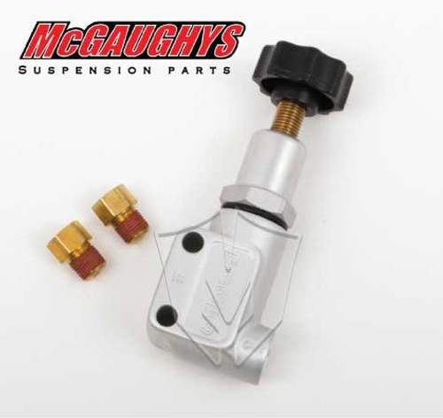 Brake Porportioning Valve; Adjustable - McGaughys Part# 63163