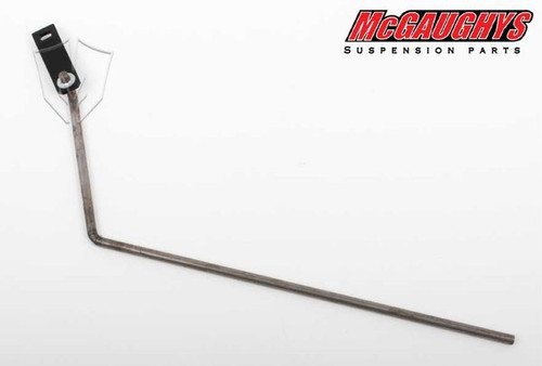 Chevrolet Fullsize Car 1955-1957 Shift Linkage; Fits Turbo 350 & Turbo 400 Transmissions - McGaughys Part# 63210