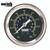 "Viair Single Needle 160 PSI 1.5"" Gauge Black White Face - 90085"