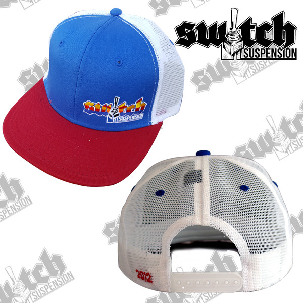 Switch Suspension Pride Of Arizona Snap Back Trucker Hat