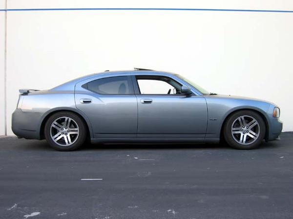 Dodge Charger 2004-2013 1.4 / 1.6 Drop Kit - McGaughys Part # 84000