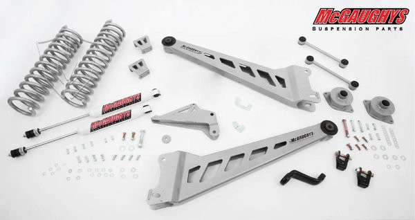 "Dodge Ram 2500 4wd 2014-2018 4"" Premium McGaughys  Lift Kit"