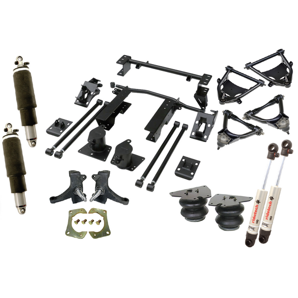 Chevrolet C-10 1973-1987 Air Suspension System - Ridetech Part# 11360297