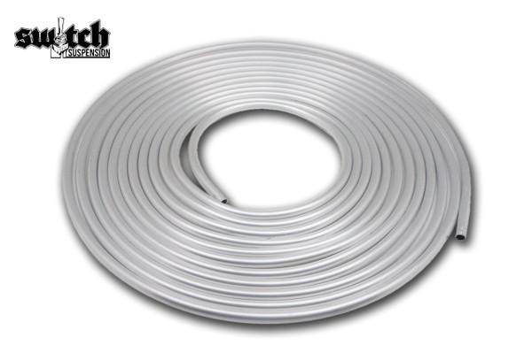 """1/4"""" Aluminum Hardline; 25ft Roll (soft annealed)"""