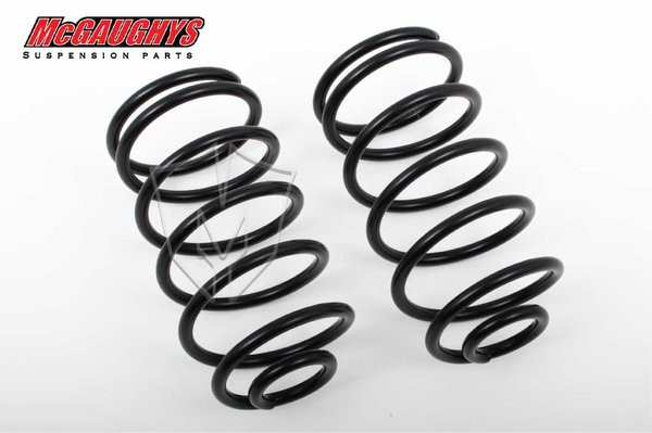 """Chevrolet Chevelle 2 Door 1969-1969 2"""" Rear Lowering Coil Springs - McGaughys Part# 63242"""