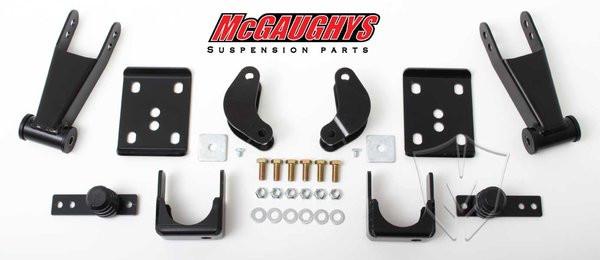 """Dodge Ram 1500 2002-2008 Rear 4.5"""" Drop Kit - McGaughys Part# 44009"""