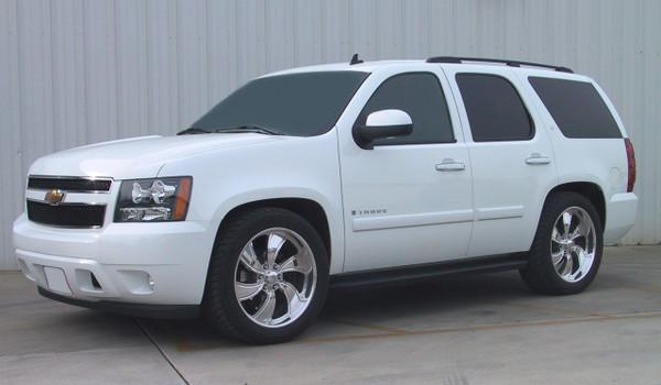 Chevrolet Suburban LD Shocks 2007-2014 2/3 Economy Drop Kit - McGaughys Part# 30010