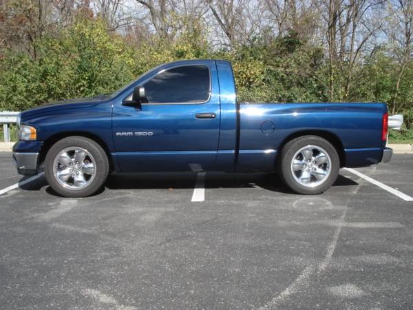 Dodge Ram 1500 Standard Cab 2002-2005 2/4.5 Economy Drop Kit - McGaughys Part# 44003