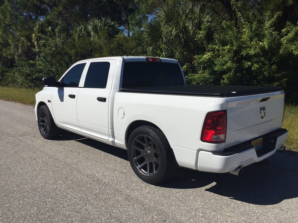 Dodge Ram 1500 2wd 2009-2018 2/4 Deluxe Drop Kit - McGaughys Part# 44050