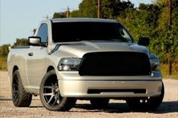 Dodge Ram 1500 2wd Standard Cab 2009-2018 2/4 Economy Drop Kit - McGaughys Part# 44051