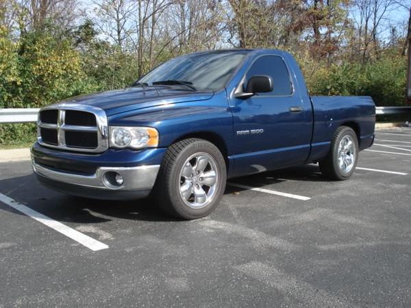 Dodge Ram 1500 2002-2005 2/4.5 Deluxe Drop Kit - McGaughys Part# 94002