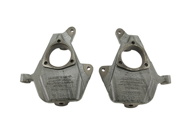 """Chevrolet Avalanche 2007-2014 Belltech Front 2"""" Extreme Drop Spindles"""