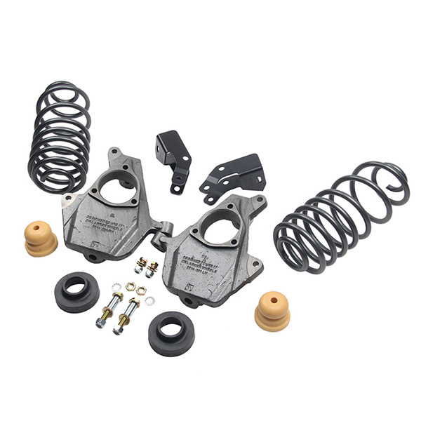 "Chevrolet Tahoe 2015-2020 2""F / 3-4""R Belltech Drop Kit"