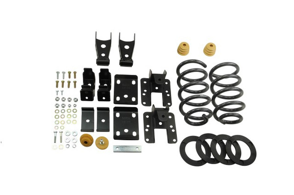 "Chevrolet Silverado 1500 2007-2013 1"" or 2"" / 4"" Belltech Lowering Kit"